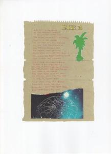 ISLAND SONGS - 7 -TEXTWO